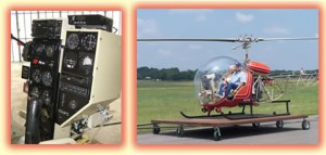 helicopter-and-controls inst training bulldog g2a